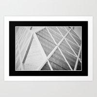 NY.Skyscraper II Art Print