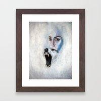 Ruiner Framed Art Print