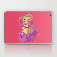 Laptop & iPad Skin featuring Finn And Jake by Mike Wrobel