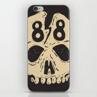 Born To Hate In '88 iPhone & iPod Skin