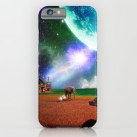 iPhone & iPod Case featuring A Most Unusual Evening by Peter Gross