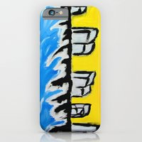 iPhone & iPod Case featuring A Beach by Greg Mason Burns