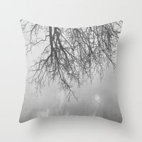 Obscure  Throw Pillow