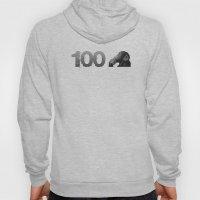 100th Monkey Hoody