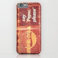 Pepsi, please.  iPhone 6 Slim Case