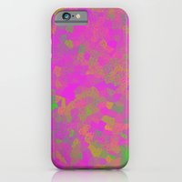 iPhone & iPod Case featuring Pink Pixel by D.Rae