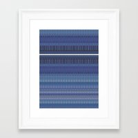 Apache Framed Art Print