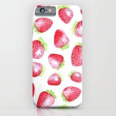 Summer Berries iPhone 6 Slim Case
