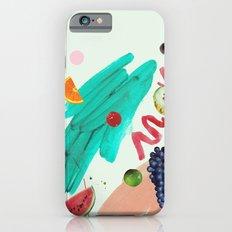 WINTER TROPICAL iPhone 6 Slim Case