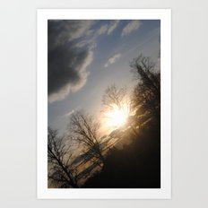 Anyother World. Art Print