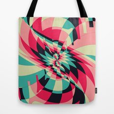 Swivel Vision (Available in the Society 6 Shop) Tote Bag