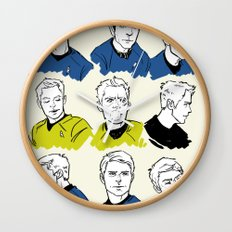 the holy trinity Wall Clock