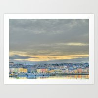 Waterford City Art Print