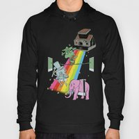 POLAROID SX70 CAMERA CIR… Hoody