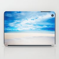 Calm Before The Storm iPad Case