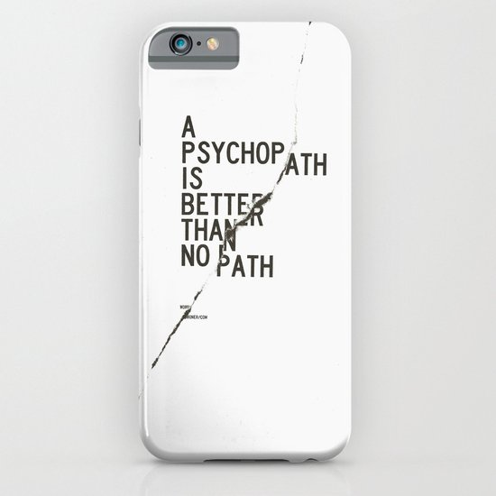 Psychopath iPhone & iPod Case