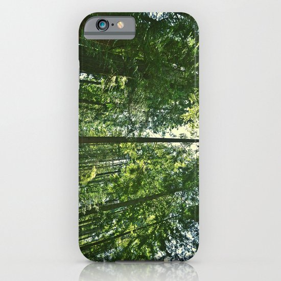 i want to be on the tops of all the trees iPhone & iPod Case