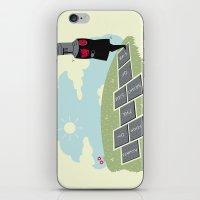 The Optimist iPhone & iPod Skin