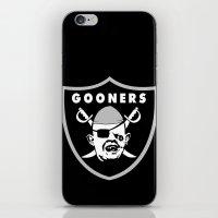 Astoria Gooners iPhone & iPod Skin
