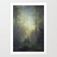 Secret Domaim Art Print