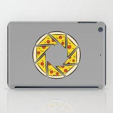 Pizzaperture iPad Case