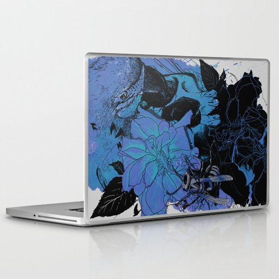 Pollination Laptop & iPad Skin