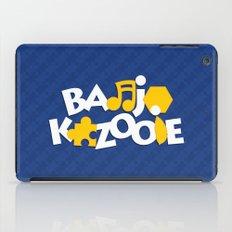 Banjo-Kazooie - Blue iPad Case