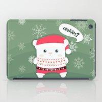 Cookies? iPad Case