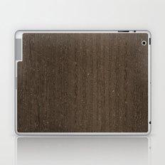 Wenge Wood Laptop & iPad Skin