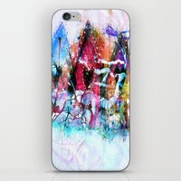 A Home For All Seasons iPhone & iPod Skin