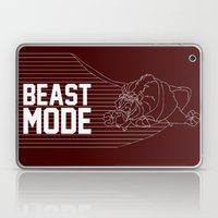 Beast Mode Laptop & iPad Skin