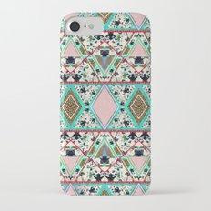 AQUA KALEIDOSCOPE  iPhone 7 Slim Case