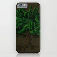 iPhone & iPod Case featuring Green by Vó Maria