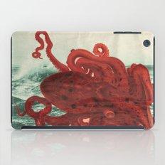 Octopus Beach iPad Case