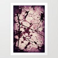Underneath The Tree Art Print
