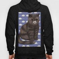 Cranky Cat / Shitty Kitt… Hoody