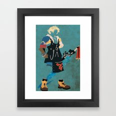 Tidus Framed Art Print