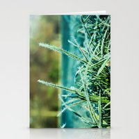 On A Cold And Sunny Morn… Stationery Cards