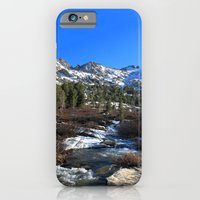 Lamoille Canyon iPhone 6 Slim Case