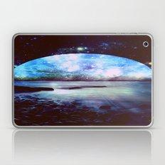 Mystic Lake Dark & Colorful Laptop & iPad Skin