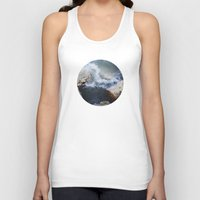 Planetary Bodies - Waves Unisex Tank Top
