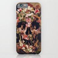 Jungle Skull iPhone 6 Slim Case