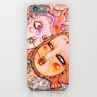 iPhone & iPod Case featuring Octopus Love by Elgart The Rat