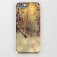 Winter Gold Slim Case iPhone 6s