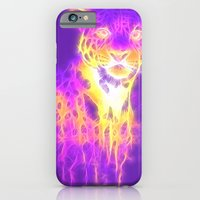 Webbed Jaguar iPhone 6 Slim Case