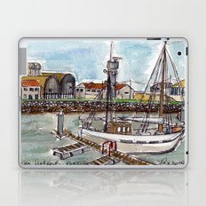The Harbour, Figueira Da Foz, Portugal Laptop & iPad Skin