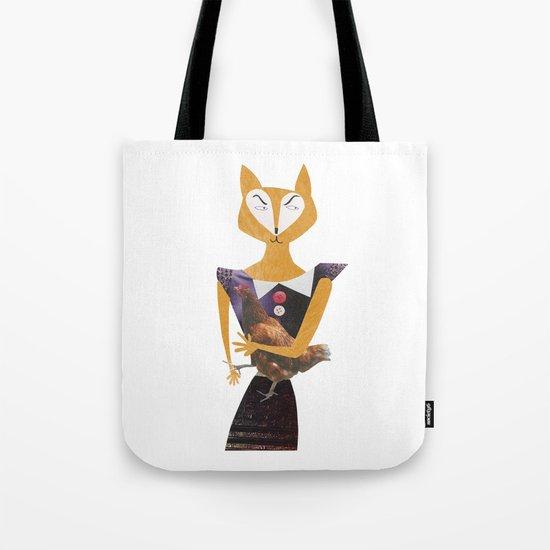 Miss sneaky Tote Bag