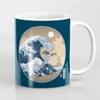The Great Wave of Republic City Mug