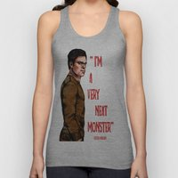 Dexter Morgan Unisex Tank Top