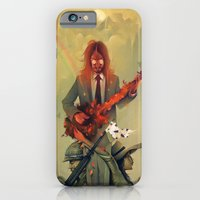 iPhone & iPod Case featuring Come Together by Chris B. Murray